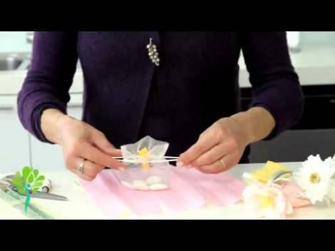 038 470x352 IDEE MATRIMONIO: sacchetto confetti fai da te
