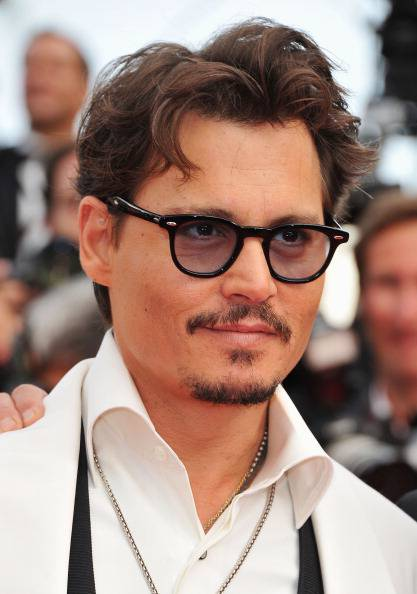 Acconciatura johnny depp