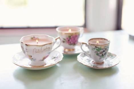 Risultati immagini per candele tazza da te