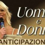 ANTICIPAZIONI UOMINI E DONNE: esterna di Teresanna e Antonio