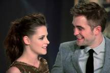 Robert Pattinson e Kristen Stewart (GettyImages)
