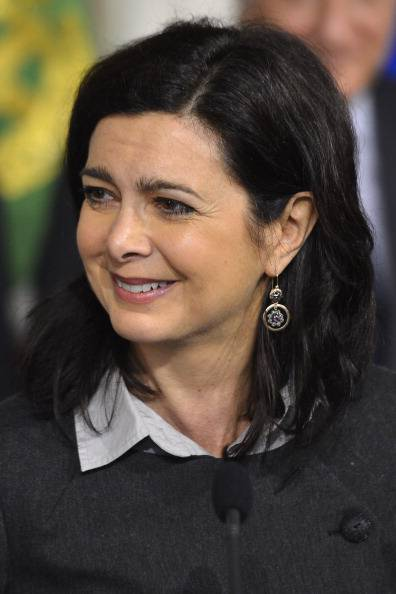 Laura boldrini l 39 impegno del nuovo presidente alla camera for Presidente camera dei deputati 2013