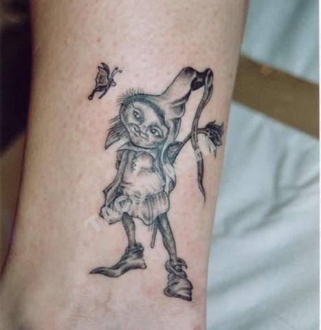 Tatuaggi Gnomi Foto E Significato