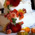 IDEE MATRIMONIO: le wedding cake più belle per le nozze in autunno