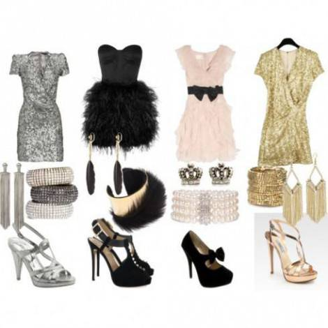 New Years Eve Party Outfits