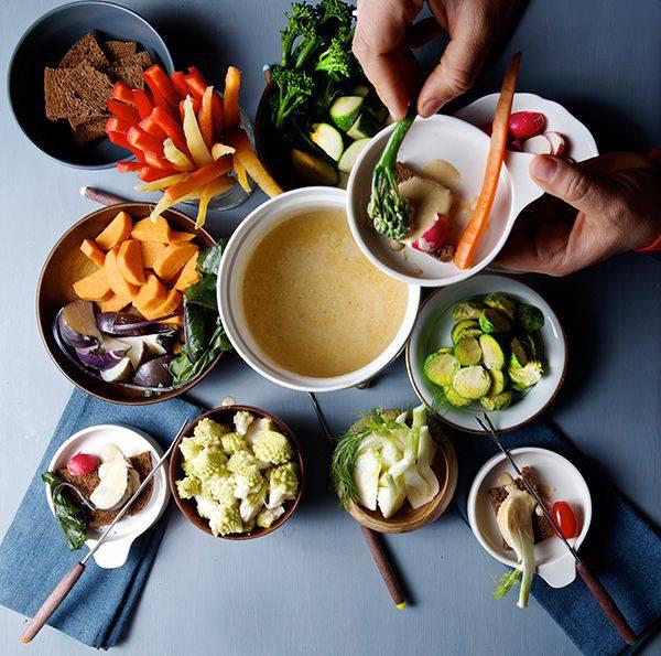 Dieci ricette con la carota