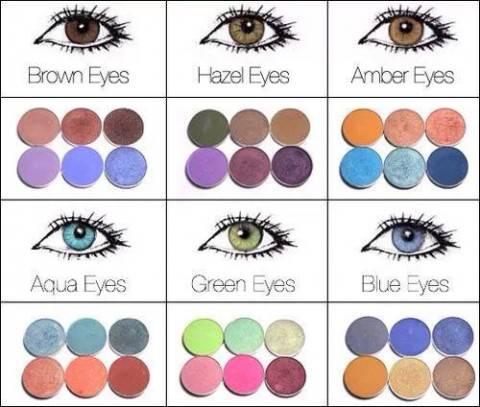 paletta colore