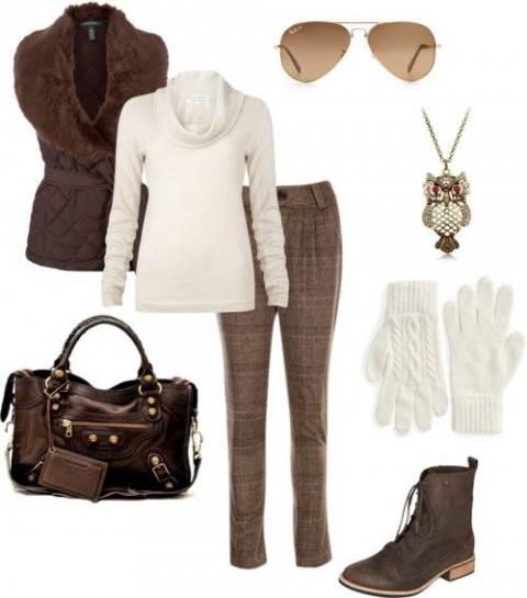 Outfit invernale comodo ed originale - CheDonna.it