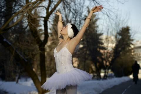 ballerina russa
