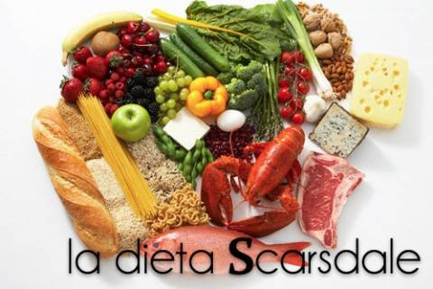 dieta dissociata con salsa di pomodoro 10 giorni