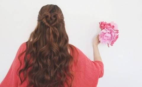 capelli cuore