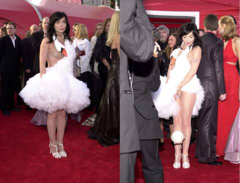 Bjork-in-her-infamous-swan-dress-at-the-2001-Oscars