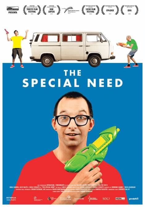 THE SPECIAL NEED- locandina