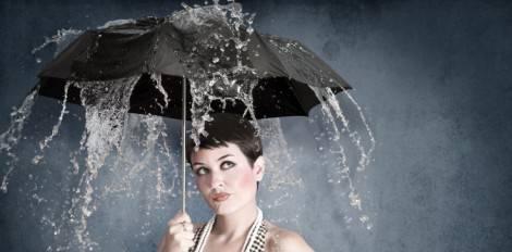acconciature pioggia