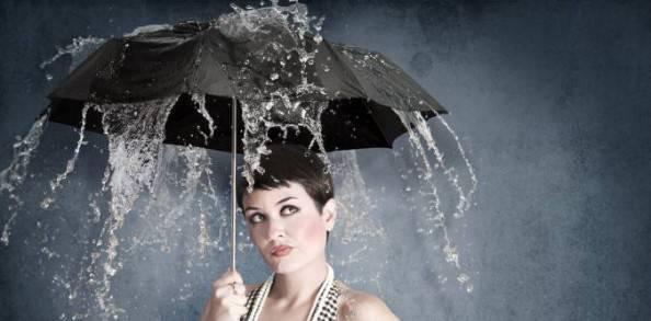 donna pioggi