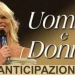 Anticipazioni Uomini e Donne, puntata di giovedì 15 maggio