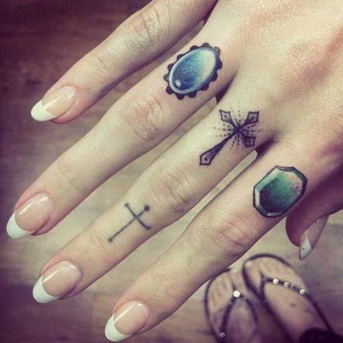Cross Tattoo Una Croce Sulla Pelle