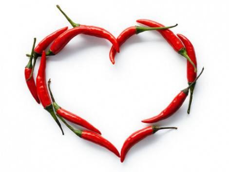 dieci ricette con peperoncino