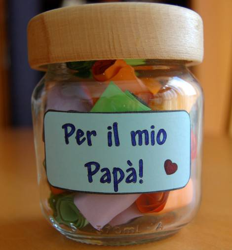 Festa del papà: regala un portachiavi fatto da te!
