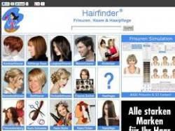 Sito taglio capelli virtuale