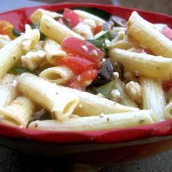 insalata pasta alla greca