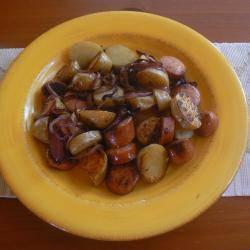 patate sals cip rossa
