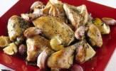 pollo aglio e limone