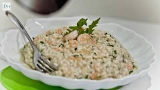 risotto-mele-gamberetti