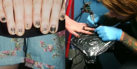tattoounghie