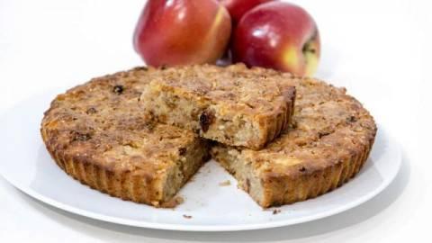 torta-di-mele-vegana