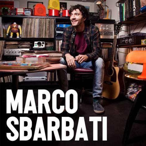 Cover Ep Marco Sbarbati