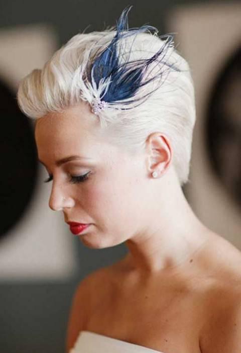 Accessori acconciature sposa capelli corti – Tagli di capelli ... 1f3da1aa4782