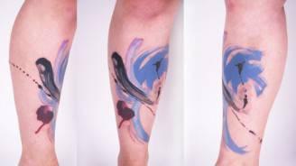 amanda wachob tattoo