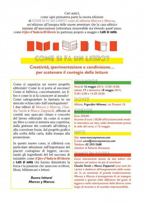 locandina_Come si fa un libro
