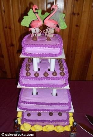 Top ten: le torte nuziali più brutte