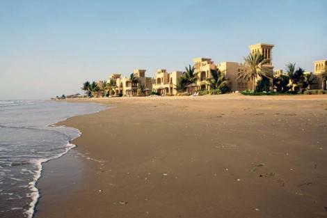 Ras Al Khaimah - beach