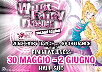 Winx Fairy Dance_a Rimini Wellness