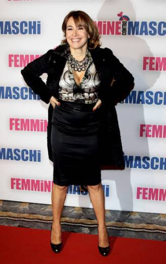 """Femmine Contro Maschi"": Milan Premiere"