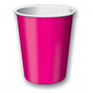 bicchiere-carta-266-ml-fucsia