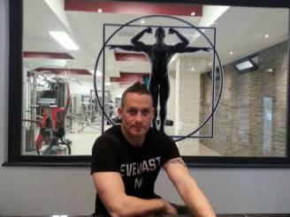 esperto fitness che donna