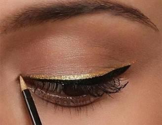 eye liner oro 2
