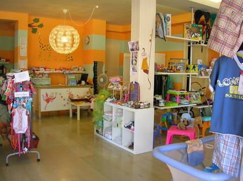 Baby shopping di seconda mano for Catene negozi arredamento