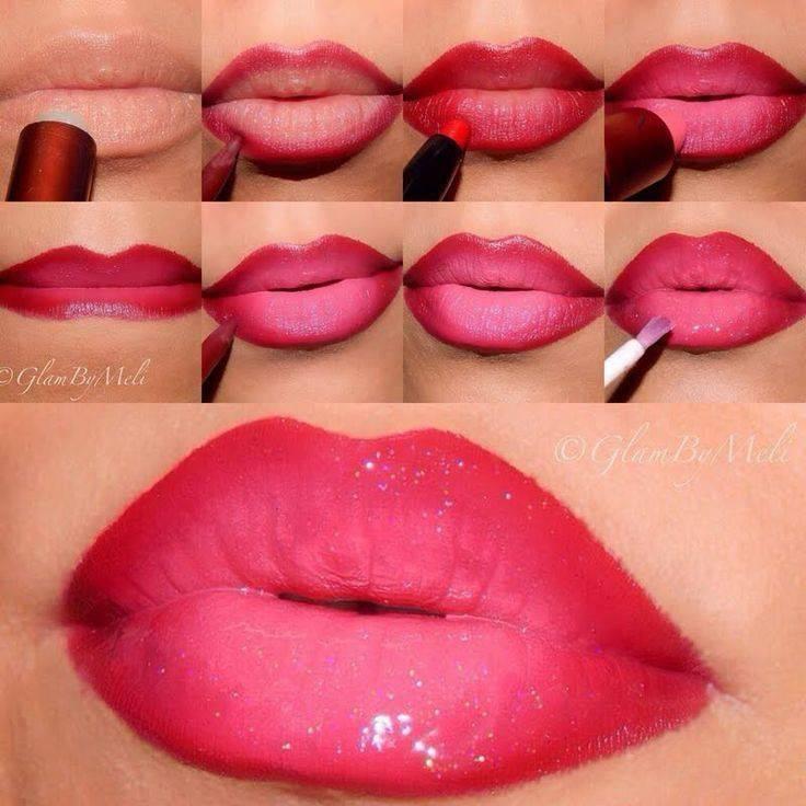 Eccezionale Come valorizzare le labbra fine e carnose, consigli e tutorial ZW66