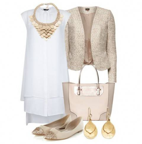 abito elegante