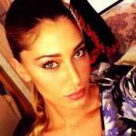 Belen Rodriguez shock: labbra gonfie e lividi in volto