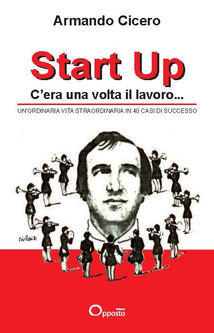 cover Start up di Armando Cicero