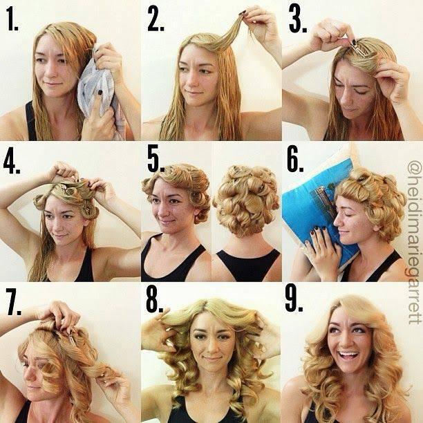 per fare i capelli ondulati