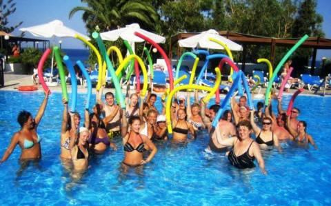 donne piscina