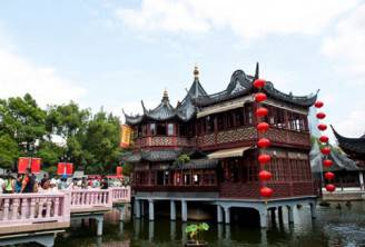 shanghai-yu-garden