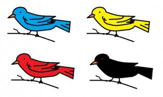 тест-синята-птица